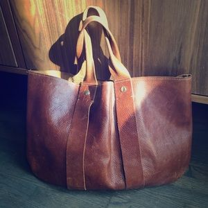 Beautiful Clare Vivier Leather Tropezienne Tote